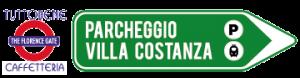 parcheggio villa costanza