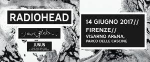 radiohead giugno firenze