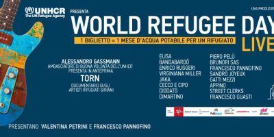 world refugee day live 2015