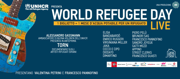 world refugee day live 2015
